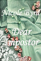 dear imposter ebook nicole byrd ebook