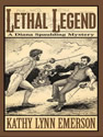 lethal legend ebook kathy lynn emerson