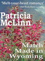 a match made in wyoming ebook patricia mclinn